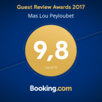 Peyloubet Booking.com award