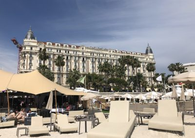 Mas Peyloubet and Charlton hotel Cannes South of France